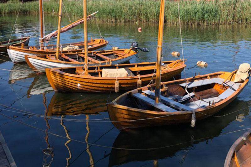 Båtbygger utdanning